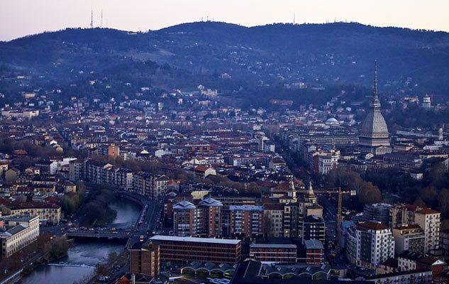 Mappe di Torino