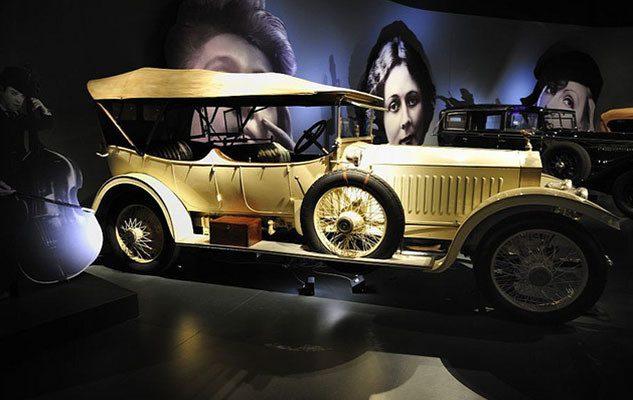 Il MAUTO: museo dell'automobile di Torino