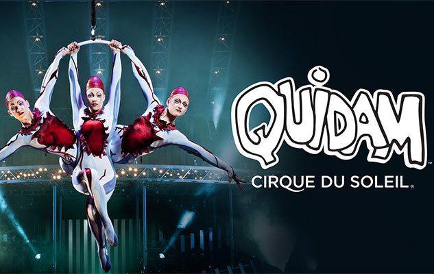 Quidam – Cirque du Soleil