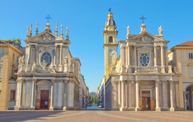 Torino Chiese Gemelle