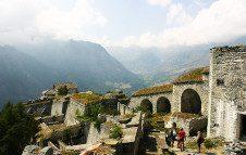 Il Forte di Fenestrelle: la grande muraglia piemontese