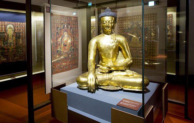 Il MAO: Museo d'Arte Orientale di Torino