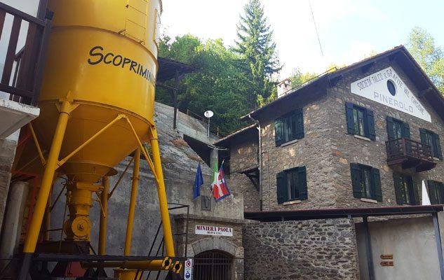 Scopriminiera: l'affascinante tour nella miniera di talco più ricca d'Europa