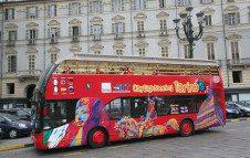 Il City Sightseeing, scoprire le attrazioni turistiche di Torino in tutta comodità