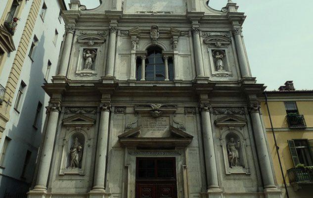 La Basilica del Corpus Domini di Torino