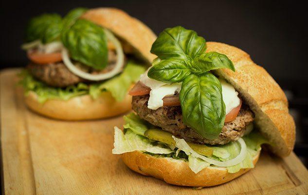 I 5 migliori hamburger di Torino