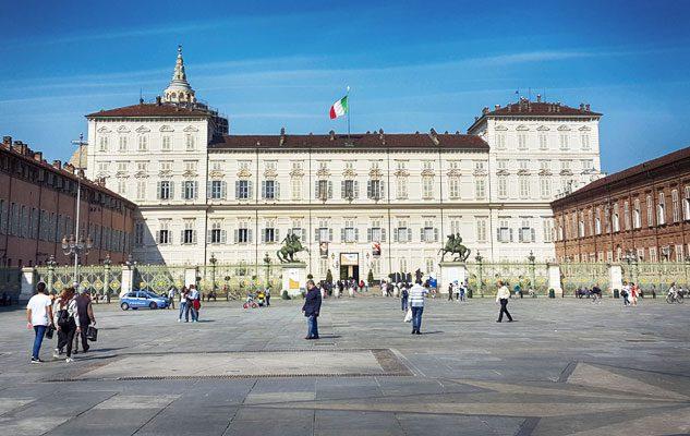 Il Palazzo Reale di Torino, l'antico centro di potere della famiglia sabauda