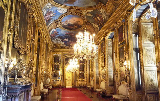 Il palazzo reale di torino l antico centro di potere for Planimetrie del palazzo con sala da ballo