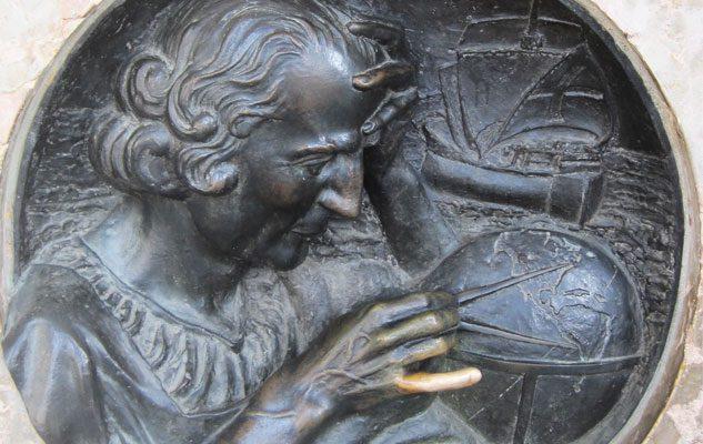 """Curiosità: il """"dito di Colombo"""", portafortuna di Torino"""