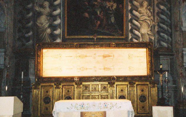 Ostensione della Sacra Sindone 2015
