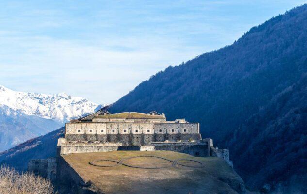 Forte Exilles Piemonte