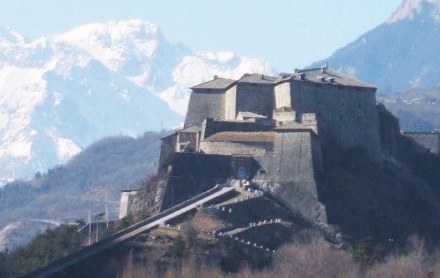 Il Forte di Exilles e l'Area Museale delle Truppe Alpine