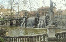 La Fontana dei Dodici Mesi di Torino