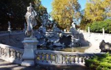 La Fontana dei Dodici Mesi di Torino torna a splendere dopo 5 anni di restauro