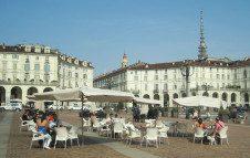 Piazza Vittorio Veneto, la più grande piazza di Torino