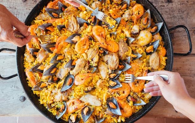 I 5 migliori ristoranti spagnoli di Torino