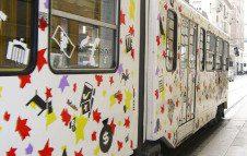 Aperitivo o cena  a Torino…  e se fosse su un tram storico?