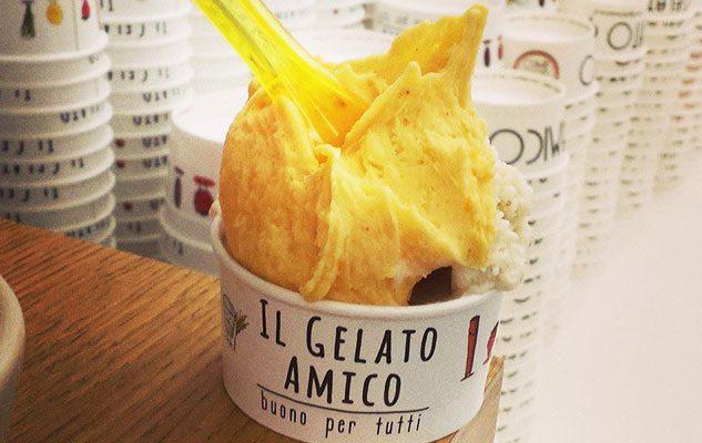 Il Gelato Amico: la migliore gelateria vegana, gluten free e milk free di Torino