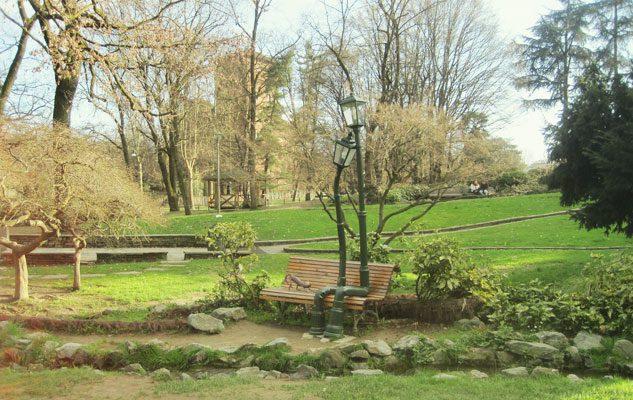 Il giardino roccioso del valentino percorsi sensoriali e - Il giardino roccioso ...