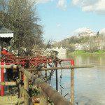L'imbarchino, lo storico locale sulle rive del Po nel Parco del Valentino