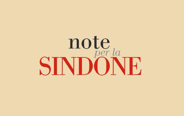 Note per la Sindone 2015