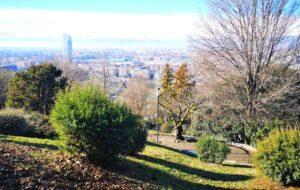 Il Parco Europa di Torino: magica terrazza panoramica affacciata sulla città