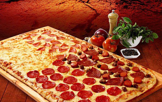 """Le 5 migliori pizzerie """"al metro"""" di Torino"""