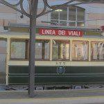 La storica Tranvia da Borgo Rosa-Sassi a Superga