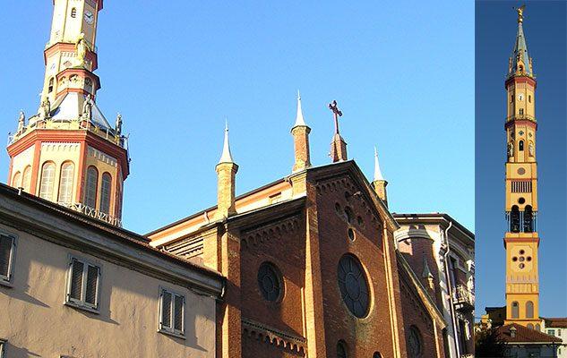 La Chiesa di Nostra Signora del Suffragio e Santa Zita di Torino
