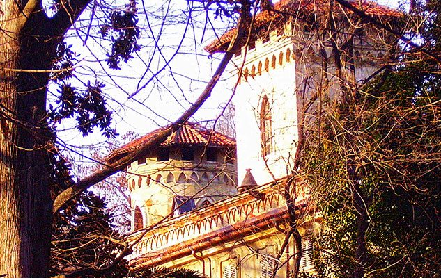 Il Castello di Miradolo: mostre d'arte, eventi culturali e natura