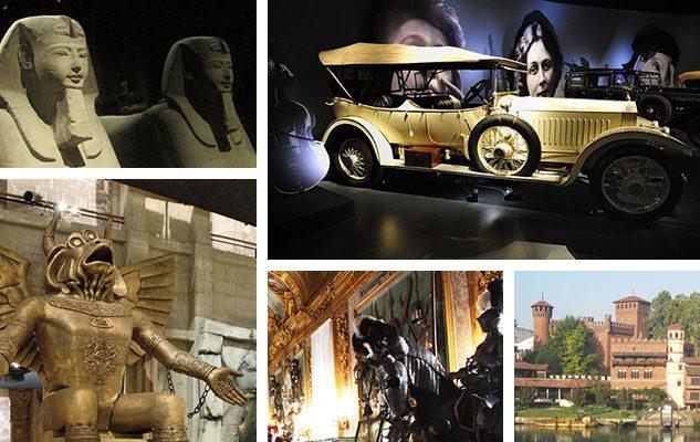 I 10 più importanti musei di Torino