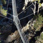 Cose insolite da fare nei dintorni di Torino: il Ponte Tibetano