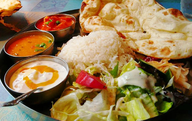 I 7 migliori ristoranti indiani di Torino