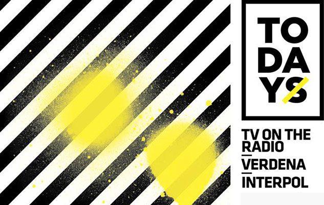 TOdays festival 2015 (Interpol, Tv on the Radio, Verdena, …)