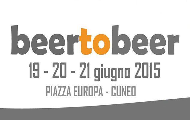 BEER to BEER – Festival delle birre artigianali
