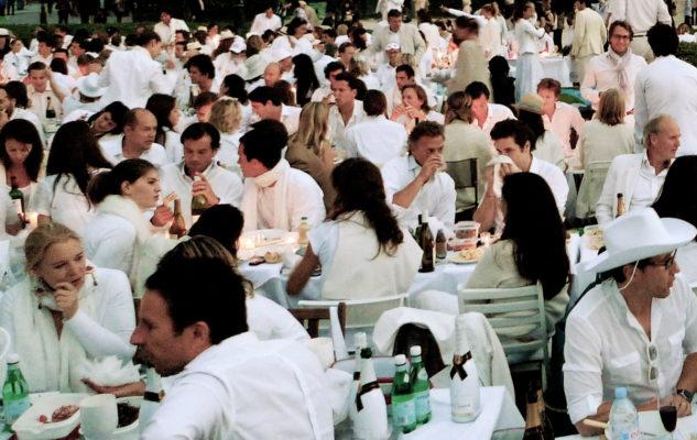 Cena in Bianco a Torino 2015