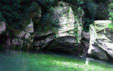Le Guje di Garavot: tuffarsi nelle acque cristalline della Valchiusella