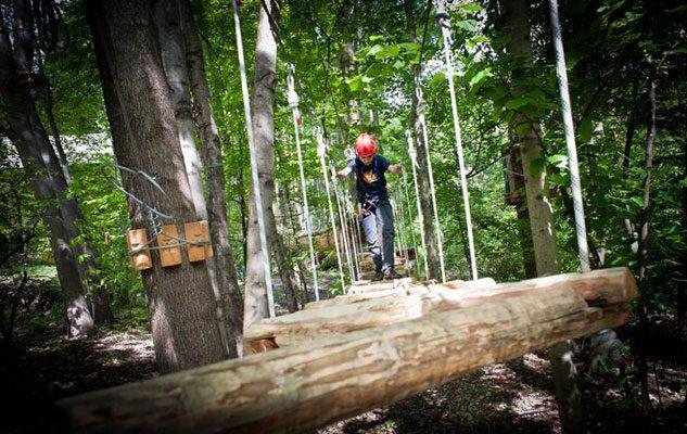 Parco Avventura Tre Querce: divertimento nella natura per grandi e piccoli
