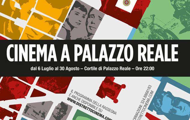 Cinema a Palazzo Reale 2015