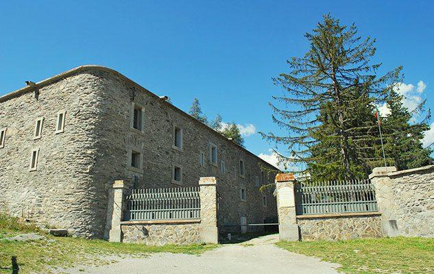 Il Forte Bramafam: un museo di 3000 metri quadri per un tuffo nella storia