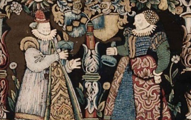 Lino, Lana, Seta, Oro. Otto secoli di ricami.