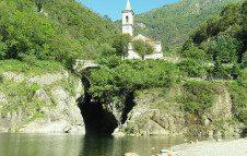 L'Orrido di Sant'Anna, un magico scenario per un bagno in montagna e non solo