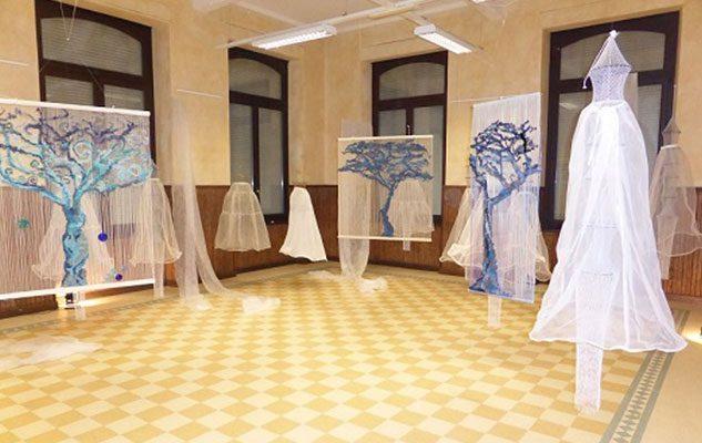 Rassegna Internazionale di Artigianato Tessile a Leumann