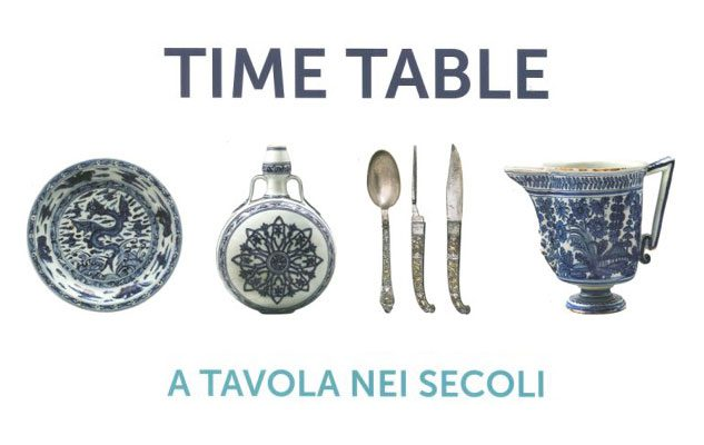 Time Table. A Tavola nei secoli