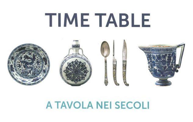 Time Table. A Tavola nei secoli
