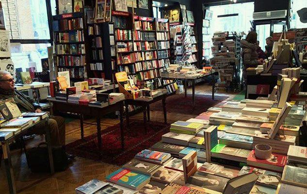 La Libreria Internazionale Luxemburg di Torino, tra le 10 più belle del mondo!