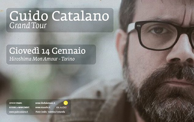 Guido Catalano – Gran Tour
