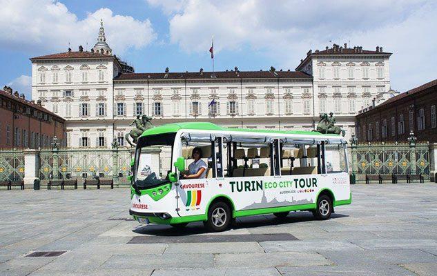 """""""Turin Eco City Tour"""": un percorso eco-compatibile alla scoperta di Torino"""