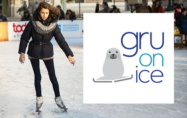 Gru on Ice – Pista di pattinaggio alle Gru