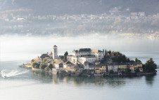 Orta San Giulio, il magico comune piemontese tra i borghi più belli d'Italia